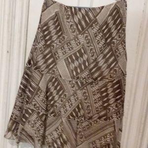 Women's Alfred Dunner skirt size 16